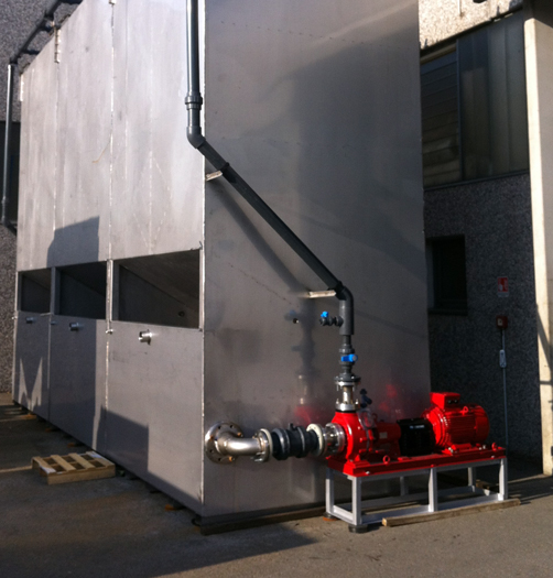 impianti aspirazione biomasse biogas