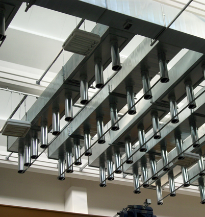 impianti ventilazione trattamento aria