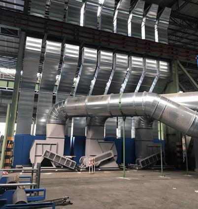 impianti ventilazione trattamento aria tecnologie aspirazione-ventilazione