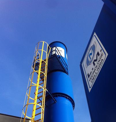 scale ballatoio servizio tecnologie emissioni