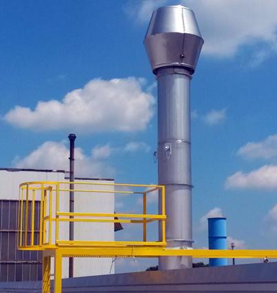 scale ballatoio servizio emissioni